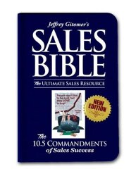 Sales Bible is a book every sales person should read